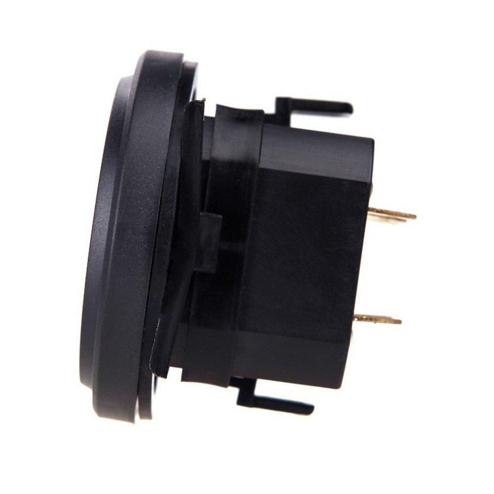 Aimila Digital Led Battery Indicator And Hour Meter 12v 24v 36v 48v Wiring Diagram 72v Status Charge Gauge
